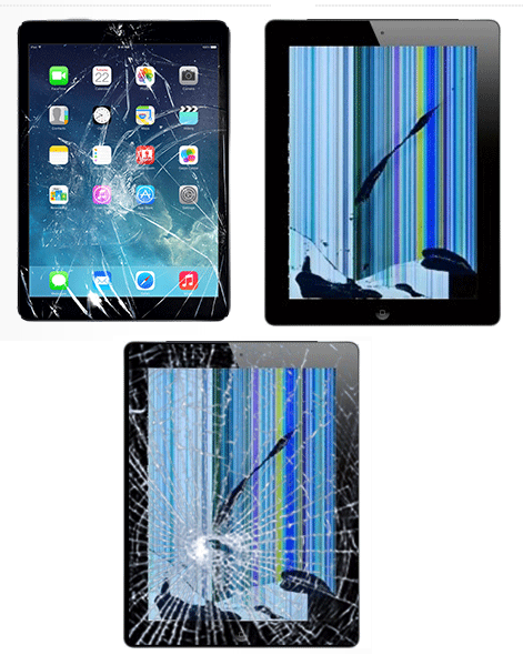 iPad repairs stansted